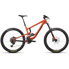 Santa Cruz Nomad 4 AL S-Kit - VTT tout suspendu - orange